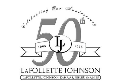 La Follette Johnson 50th Anniversary
